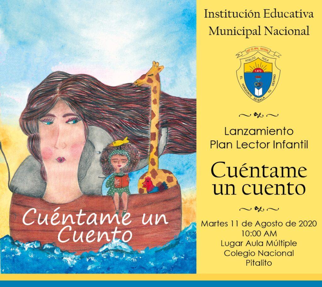 Plan lector infantil colegio nacional Pitalito